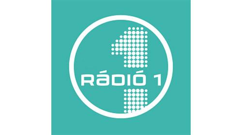 Rádió-1 logó